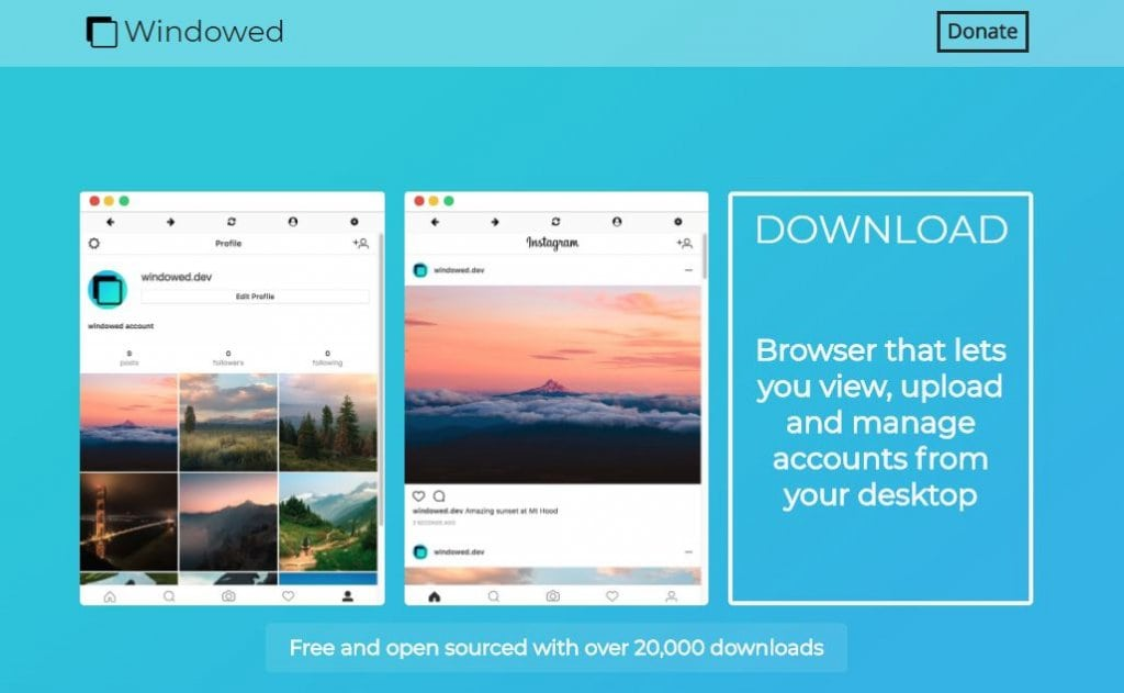 How to Upload Photos From Your PC to Instagram
