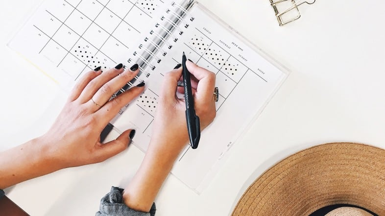The 5-Step Blog Planner to Jumpstart Your Blog